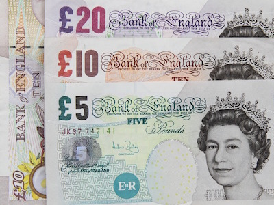 Prices - GBP Notes
